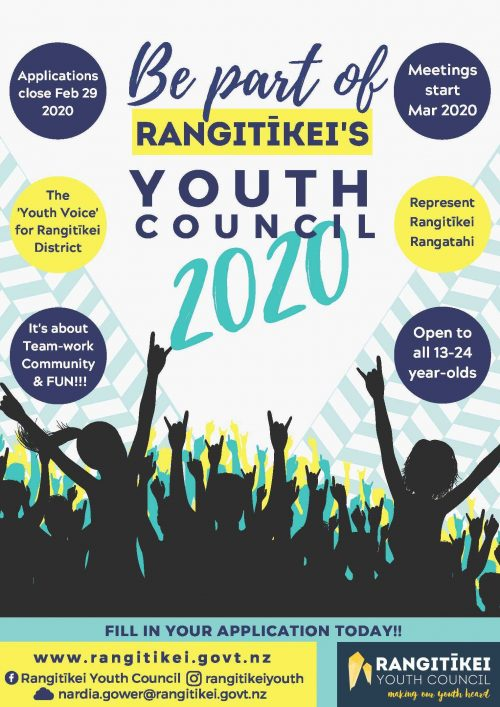 Youth Council Poster 2020 - FEB