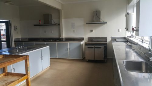 Marton Memorial Hall Kitchen